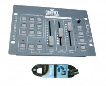 Chauvet Obey 3 + DMX Cable
