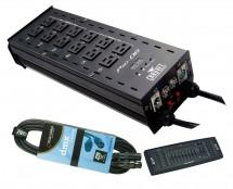 CHAUVET DJ Pro-D6 + DMX Operator + Cable