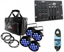 CHAUVET DJ SlimPACK T12 USB + DMX Controller + Cable