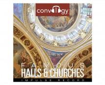 Convology Famous Halls & Churches