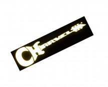 Charvel LED Sign