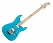 Charvel Pro-Mod San Dimas Style 1 HH FR - Matte Blue Frost - Used