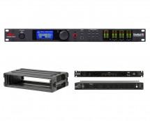 dbx DriveRack PA2 + SKB 1SKB-R2S + Furman PL-Plus C