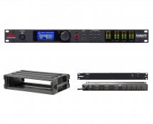 dbx DriveRack PA2 + SKB 1SKB-R2S + Furman M-8x2