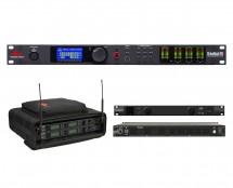 dbx DriveRack PA2 + SKB 1SKB-SC192U + Furman PL-8 C
