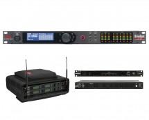 dbx DriveRack VENU360 + SKB 1SKB-SC192U + Furman PL-Plus C