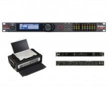 dbx DriveRack VENU360 + SKB 1SKB19-RSF2U + Furman PL-Pro C