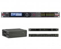 dbx DriveRack VENU360 + SKB 1SKB-R3S + Furman PL-Pro C