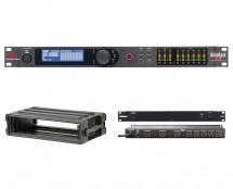 dbx DriveRack VENU360 + SKB 1SKB-R2S + Furman M-8x2
