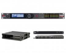 dbx DriveRack VENU360 + SKB 1SKB-R2U + Furman M-8x2