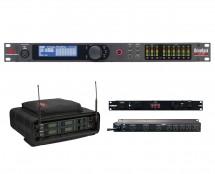 dbx DriveRack VENU360 + SKB 1SKB-SC192U + Furman M-8Dx