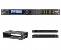 dbx DriveRack VENU360 + SKB 1SKB-R2S + Furman PL-8 C