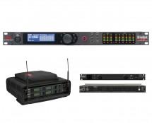 dbx DriveRack VENU360 + SKB 1SKB-SC192U + Furman PL-8 C