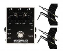 Darkglass Electronics Microtubes B7K + Mogami Cables