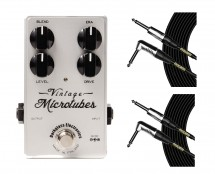 Darkglass Electronics Vintage Microtubes Pedal + Mogami Cables