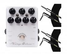 Darkglass Electronics Vintage Deluxe + Mogami Cables