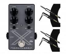 Darkglass Electronics Microtubes X + Mogami Cables
