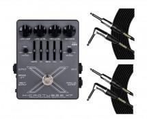 Darkglass Electronics Microtubes X7 + Mogami Cables