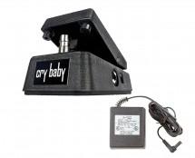 Dunlop CBM95 Crybaby Mini Wah + Power Supply