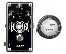 Dunlop EP103 Echoplex Delay + 20' Instrument Cable