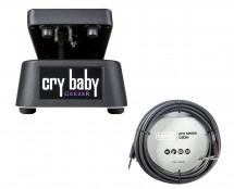 Dunlop GZR95 Geezer Butler Wah + 20' Instrument Cable
