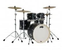 PDP Spectrum Series 5-Piece Drum Set - Ebony Satin