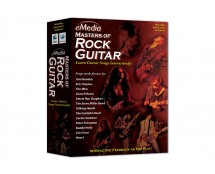Emedia Masters Of Rock Guitar - Mac (Proaudiostar.com)