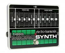Electro-Harmonix Bass Microsynth Pedal