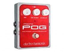 Electro-Harmonix Micro POG Pedal
