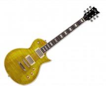 ESP LTD EC‑256FM Electric Guitar - Lemon Drop