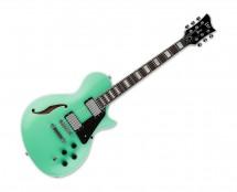 ESP LTD X-Tone PS-1 Semi-Hollowbody Electric Guitar Seafoam Green - Used