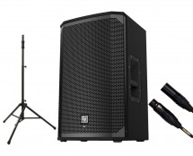 Electro-Voice EKX-12P + Stand + Cable