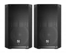 2x Electro-Voice ELX200-15P