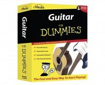 eMedia Guitare pour les Nuls Mac logiciel de lecon de guitare (Proaudiostar.com)