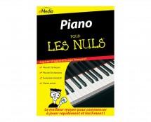 eMedia Pour Les Nuls Logiciel De Lecon Piano Macintosh (ProAudioStar.com)