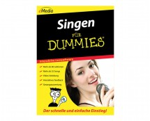 eMedia Singen fur Dummies Mac Gesangsunterricht Software (Proaudiostar.com)