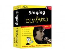eMedia Singing For Dummies Level 2 - Macintosh (Proaudiostar.com)