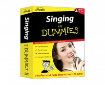 Emedia Le Chant Pour Les Nuls Logiciel Lecon De Chant For Mac (ProAudioStar.com)
