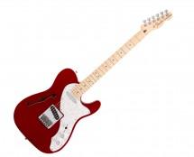 Fender Deluxe Tele Thinline - Candy Apple Red w/ Maple Fingerboard