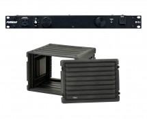 Furman M-8Lx + SKB 1SKB-R8U