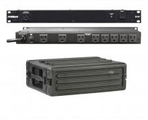 Furman M-8x2 + SKB 1SKB-R3S