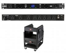 Furman PL-Pro DMC + SKB 1SKB19-R1406