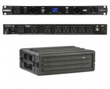 Furman PL-Pro DMC + SKB 1SKB-R3S