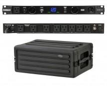 Furman PL-Pro DMC + SKB 1SKB-R4S
