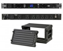 Furman PL-Pro DMC + SKB 1SKB-R6S