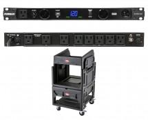 Furman PL-Pro DMC + SKB 1SKB19-R1208