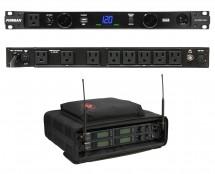 Furman PL-Pro DMC + SKB 1SKB-SC192U