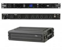 Furman PL-Pro DMC + SKB 1SKB-R2S