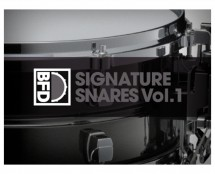 FXpansion BFD Signature Snares V.1 Yamaha Artist (Proaudiostar.com)