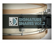 FXpansion BFD Signature Snares V.2 Yamaha Artist (ProAudioStar.com)